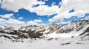 8 Incredible Photos Of Colorado's Big Summer Snowstorm