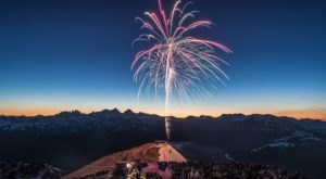 Watch Fireworks After You Ski Down A Mountain At This Epic Fourth Of July Celebration