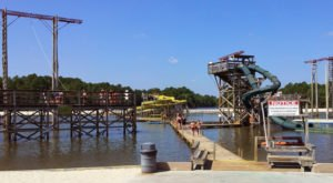 This Underrated Water And Adventure Park In North Carolina Is The Most Fun You've Had In Ages