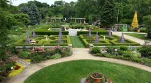 This Beautiful 20-Acre Botanical Garden In Wisconsin Is A Sight To Be Seen