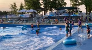 The 375,000-Gallon Wave Pool In Missouri Is What Summer Dreams Are Made Of
