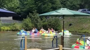 The Little-Known Amusement Park In Pennsylvania That's Perfect For Your Next Outing