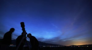 Head To The Darkest Spot In Nevada To See Jupiter And Its Moons This Month