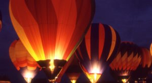 This Magical Hot Air Balloon Glow In Mississippi Will Light Up Your Summer