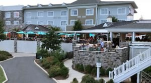 Don't Pass Up A Chance To Dine On Pennsylvania's Most Enchanting Patio This Season
