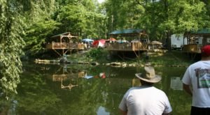 5 Campgrounds In Tennessee Perfect For Those Who Hate Camping