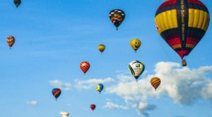 More Than 100 Hot Air Balloons Will Soon Fill The Sky In Wyoming And You Have To See It