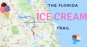This Mouthwatering Ice Cream Trail In Florida Is All You've Ever Dreamed Of And More