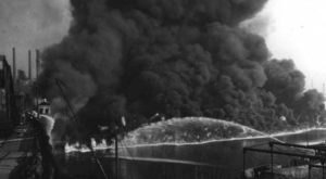 Roughly Half A Century Ago, Cleveland's River Caught Fire And Inspired The Nation