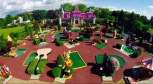 Few People Know That Illinois Is Home To The Most Challenging Mini Golf Course In The World