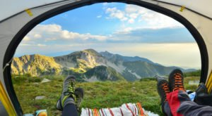 A Survey Reveals That Camping Is More Popular Than Ever Among Millennials In The U.S.
