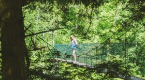The Bridge Hike In Vermont That Will Make Your Stomach Drop