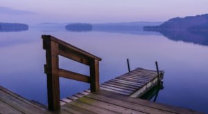 The Story Behind This Haunted Vermont Lake Will Give You Goosebumps
