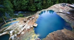 This Hidden Spring In Oregon Has Some Of The Bluest Water In The State