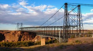 The Terrifying Suspension Bridge In Arizona That Will Make Your Stomach Drop