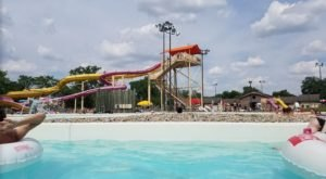 This Waterfront Aquatic Park In Indiana Has A Little Bit Of Everything For The Perfect Summer Day