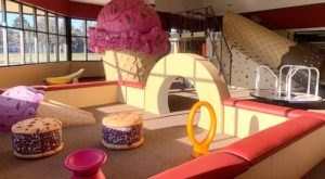 This Ice Cream-Themed Playground In Cincinnati Is The Sweetest Place On Earth
