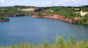This Abandoned Iron Mine In Minnesota Is Like Nothing You've Seen Before