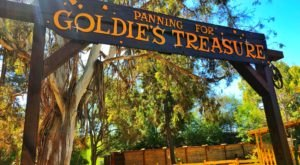 You Can Pan For Gold At This Miniature Theme Park In Southern California