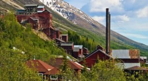 This Abandoned Copper Mine In Alaska Is Like Nothing You've Seen Before