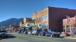 The Mining Town In Montana Where Time Stands Still
