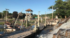 This Pirate-Themed Mini Golf Course In Michigan Is Insanely Fun