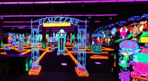 This Monster Themed Mini Golf Course In Florida Is Insanely Fun