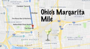 Drink Your Way Through Ohio On The Margarita Mile