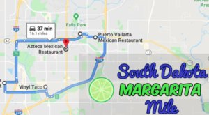 Drink Your Way Through South Dakota On The Margarita Mile