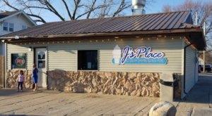 This Hometown Restaurant In Nebraska Serves The Biggest Ice Cream Sundae You've Ever Seen