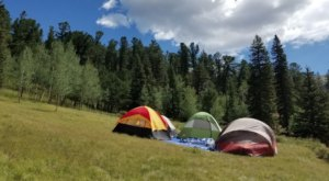 5 Amazing Campgrounds In Colorado Where You Can Spend The Night 25 Bucks And Under