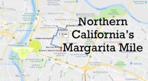 Drink Your Way Through Northern California On The Margarita Mile
