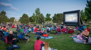 These 6 Free Outdoor Movie Nights In Colorado Will Make Your Summer Epic