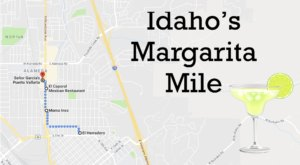 Drink Your Way Through Idaho On The Margarita Mile