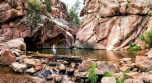 Colorado's Most Refreshing Hike Will Lead You Straight To A Beautiful Swimming Hole