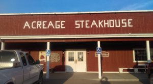 Take The Long Way Around To Get To Acreage Steakhouse, A Remote Rural Restaurant In Nebraska