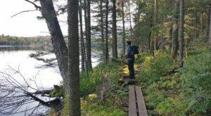 A Hike To This Secluded Sparkling Pond In Vermont Is Just What You Need This Summer