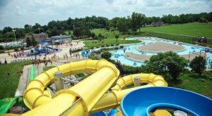 This 750-Foot Lazy River Near Detroit Has Summer Written All Over It