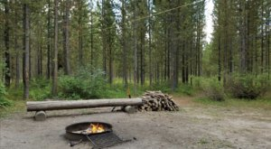 You Can Rent This Entire Campground In Idaho For Just $50 Per Night