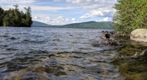 The Cleanest Lake In New Hampshire Is An Ideal Summer Day Trip