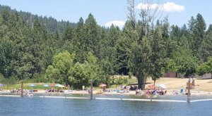 This Clear Water Creek In Idaho Is Chock Full Of Summer Fun