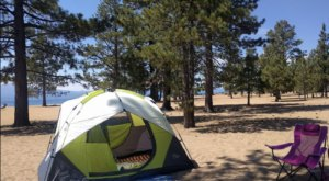 This Magical Beach Campground In Nevada Is What Dreams Are Made Of