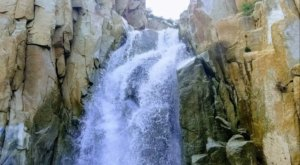 The Hidden Waterfall In Southern California That Practically No One Knows About