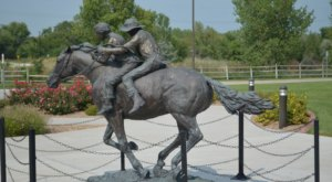 One Of The Weirdest Historical Markers In Nebraska Tells A Tale Of Pioneer Bravery