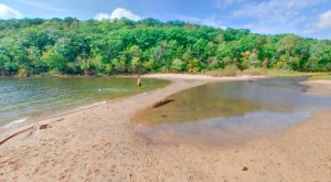 The Secret Beach On The St. Croix River Is A Minnesota Paradise