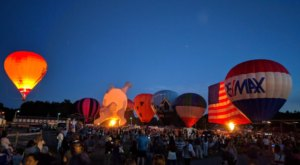 This Magical Hot Air Balloon Glow In New York Will Light Up Your Summer