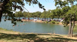 The Oldest Campground In Oklahoma Has Made Summertime More Magical Since 1935