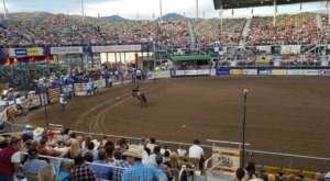 This Rodeo Extravaganza Will Take Your Love Of Utah To A Whole New Level