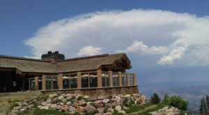 Utah's Best Sunday Brunch Is Served At 8,710 Feet In The Air