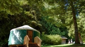 The River Campground In Washington Where You'll Have An Unforgettable Floating Adventure